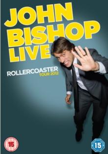 John Bishop: Live - Rollercoaster Tour, DVD  DVD