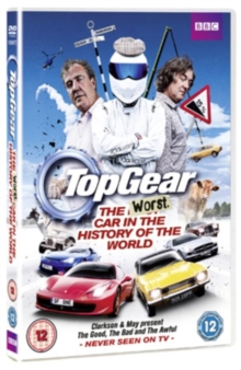 Top Gear: The Worst Car in the World... Ever!, DVD  DVD