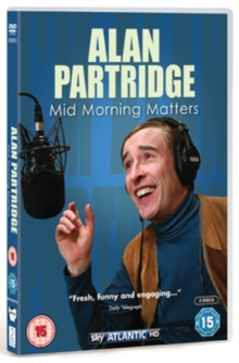 Alan Partridge: Mid Morning Matters, DVD  DVD