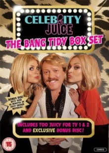 Celebrity Juice: Too Juicy for TV/Too Juicy for TV 2, DVD  DVD