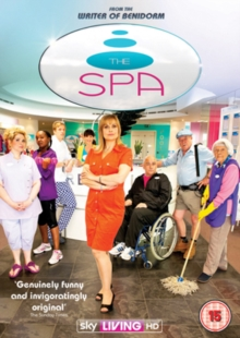 The Spa: Series 1, DVD DVD
