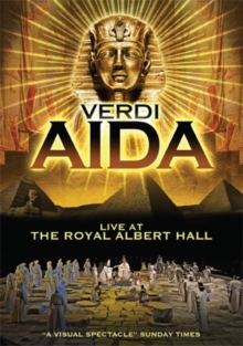 Aida: Live at the Royal Albert Hall (Greenwood), DVD  DVD