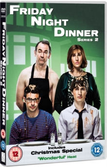 Friday Night Dinner: Series 2, DVD  DVD