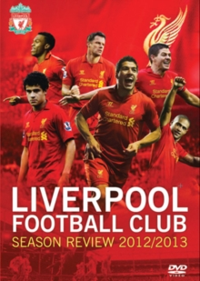 Liverpool FC: End of Season Review 2012/2013, DVD  DVD