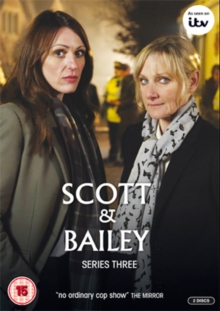 Scott and Bailey: Series 3, DVD  DVD