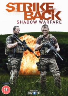 Strike Back: Shadow Warfare, DVD  DVD