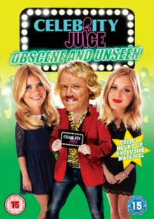 Celebrity Juice: Obscene and Unseen, DVD  DVD