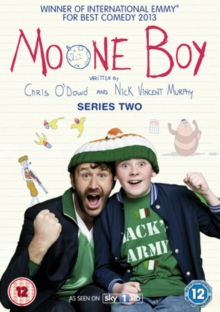 Moone Boy: Series 2, DVD  DVD