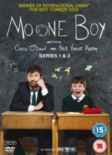 Moone Boy: Series 1 and 2, DVD  DVD