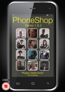 Phone Shop: Series 1 and 2, DVD  DVD