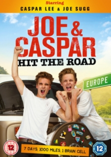 Joe and Caspar Hit the Road, DVD  DVD