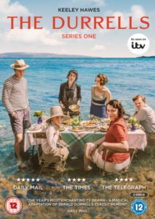 The Durrells: Series One, DVD DVD