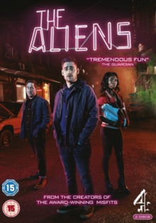 The Aliens, DVD DVD
