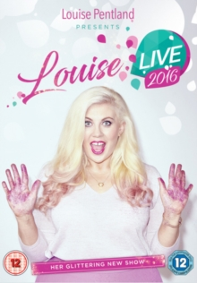 Louise Pentland Presents - Louise Live 2016, DVD DVD