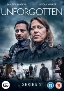 Unforgotten: Series 2, DVD DVD