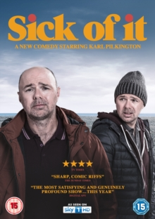 Sick of It, DVD DVD