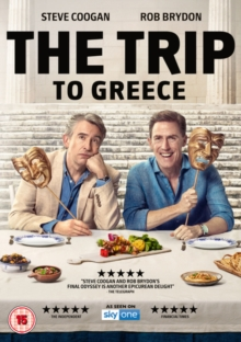 The Trip to Greece, DVD DVD