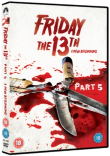 Friday the 13th: Part 5, DVD  DVD