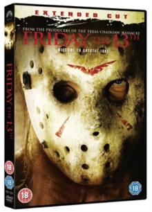 Friday the 13th: Extended Cut, DVD  DVD