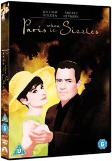 Paris When It Sizzles, DVD  DVD