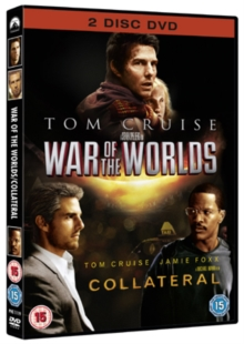 Collateral/War of the Worlds, DVD  DVD