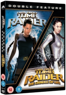 Lara Croft - Tomb Raider/Lara Croft - Tomb Raider: Cradle of Life, DVD  DVD
