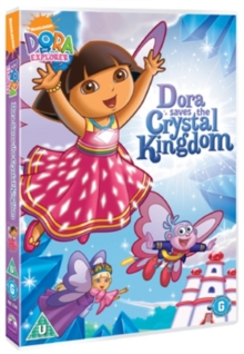 Dora the Explorer: Dora Saves the Crystal Kingdom, DVD  DVD