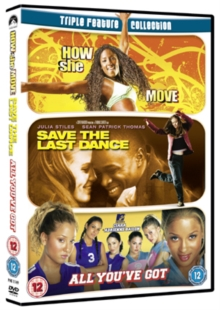 How She Move/Save the Last Dance/All You've Got, DVD  DVD