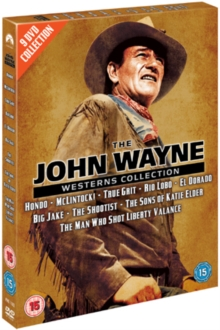 The John Wayne Westerns Collection, DVD DVD