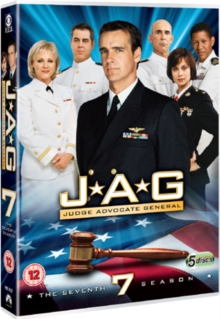 JAG: The Complete Seventh Season, DVD  DVD