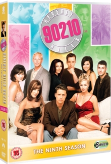 Beverly Hills 90210: The Ninth Season, DVD  DVD