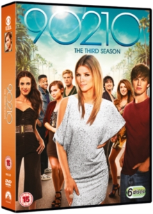 90210: The Complete Third Season, DVD  DVD