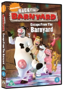 Back at the Barnyard: Escape from the Barnyard, DVD  DVD