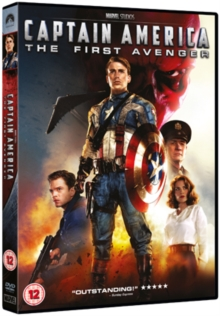 Captain America: The First Avenger, DVD  DVD