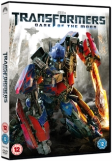 Transformers: Dark of the Moon, DVD  DVD