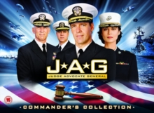 JAG: The Complete Seasons 1-10, DVD  DVD