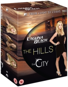 From Coast to Coast - The Ultimate Collection, DVD  DVD