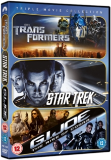 Transformers/Star Trek/G.I. Joe: The Rise of Cobra, DVD  DVD