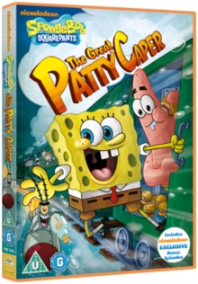 SpongeBob Squarepants: The Great Patty Caper, DVD  DVD