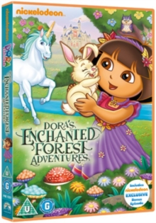 Dora the Explorer: Dora's Enchanted Forest Adventures, DVD  DVD