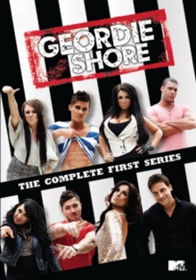 Geordie Shore: The Complete First Series, DVD  DVD