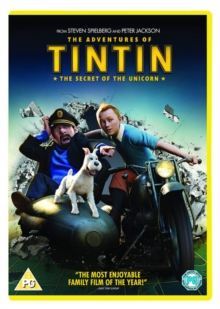 The Adventures of Tintin: The Secret of the Unicorn, DVD DVD