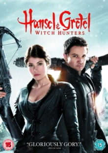 Hansel and Gretel: Witch Hunters, DVD  DVD