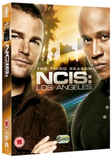 NCIS Los Angeles: The Third Season, DVD  DVD
