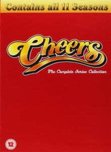 Cheers: Seasons 1-11, DVD  DVD