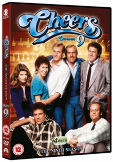 Cheers: Season 9, DVD  DVD