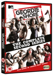 Geordie Shore: The Complete Second Series, DVD  DVD