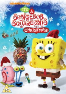 SpongeBob Squarepants: It's a Spongebob Squarepants Christmas, DVD  DVD