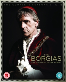 The Borgias: Seasons 1 and 2, DVD DVD