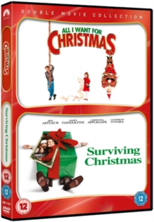 All I Want for Christmas/Surviving Christmas, DVD  DVD
